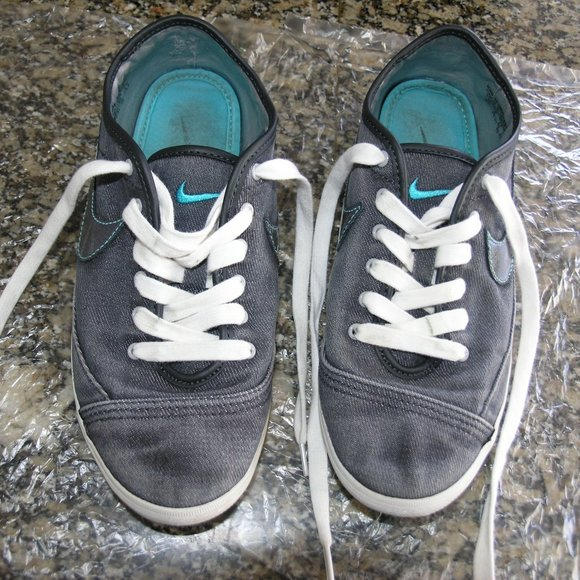 NIKE Denim Shoes 8.5
